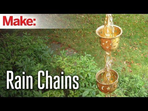 Rain Chains   Make: