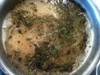 Dövmeli alaca çorbasi - Antep mutfagi