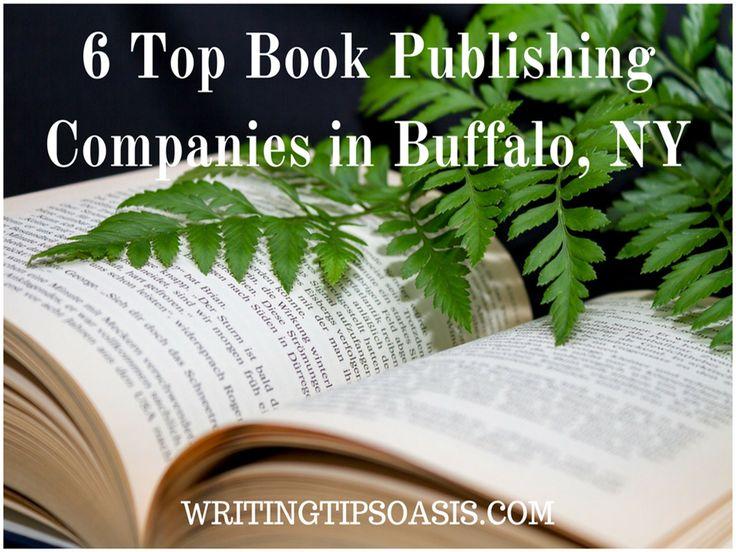 6 Top Book Publishing Companies in Buffalo, NY