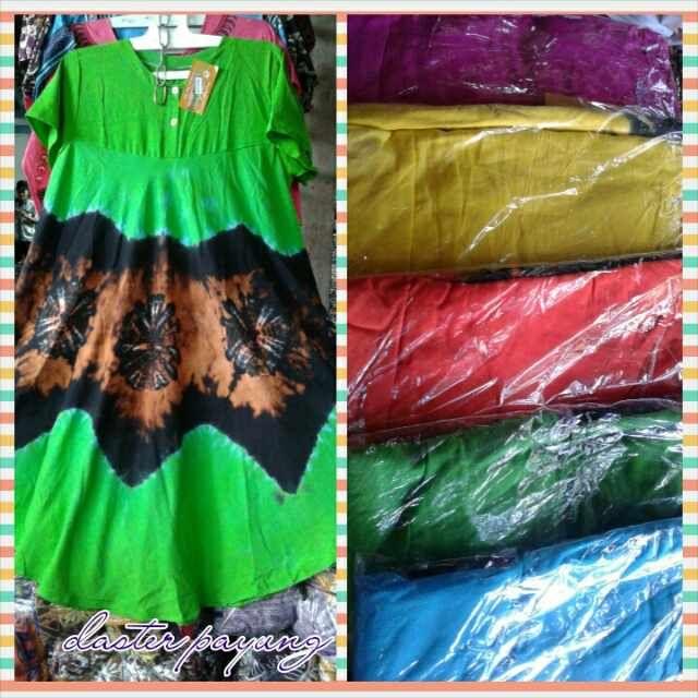 Daster payung batik - 085728065344 | SoloMurah