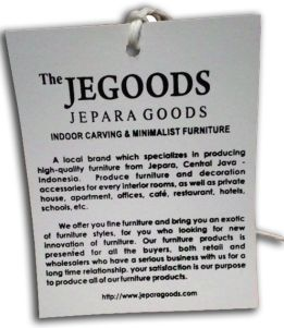 the jegoods indonesia furniture brand,local brand,local designer indonesia,desainer furniture indonesia,merk lokal jepara goods indonesia,tukang kayu jepara,furnitur vintage retro jepara indonesia