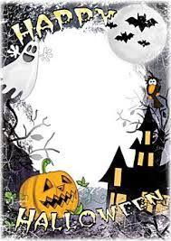 Resultado de imagen para marcos gigantes para fotos halloween