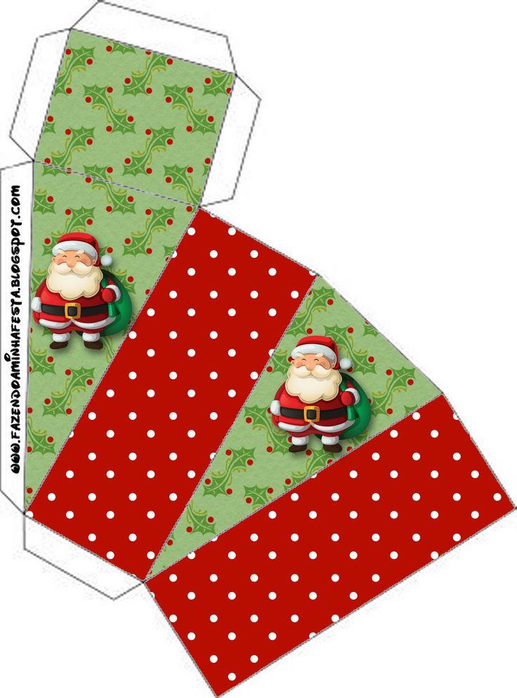 Kit completo para festas com tema natal papai noel e for Kit para toldos de enrollar