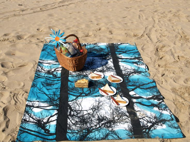 Picnic blanket Waterproof EXTRA LARGE picnic blanket and BAG , beach cotton blanket, summer picnic blanket , outside blanket , Tree blanket by Dreamzzzzz on Etsy