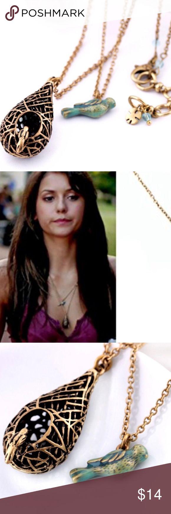 Gorgeous  Nest & Bird Necklace Excellent quality! Beautiful details. Jewelry Necklaces