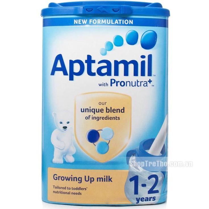 Sữa Aptamil số 1+ là sản phẩm Sữa Aptamil dành cho bé trên 1 tuổi. http://shoptretho.com.vn/sua-aptamil-anh-so-1-900g-lvn-product-cd11979abbc68-d17415770.aspx