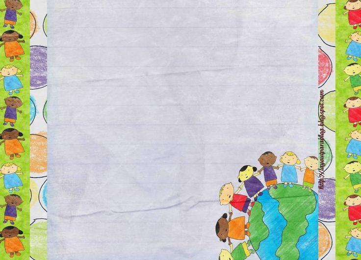 fondos infantiles para diapositivas de powerpoint gratis - Buscar con Google