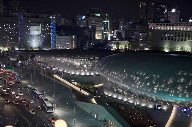 Dongdaemun, Seoul, South Korea