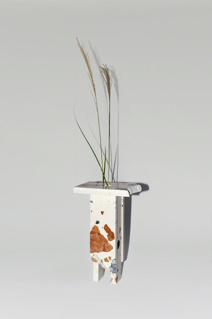 Marmoreal Scrap Scrap Vase No. 2