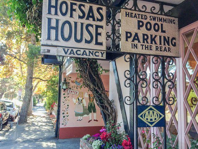 Dog Friendly Hotel In Carmel Hofsas House