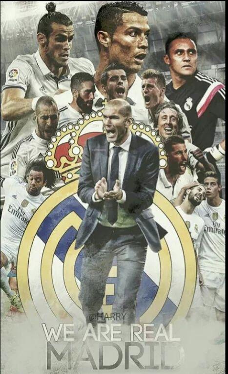 Hala Madrid Y Nada Mas! ❤️