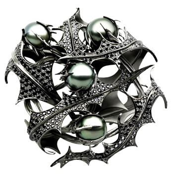 Alexander McQueen Jewellery, Design Collaborations | Shaun Leane