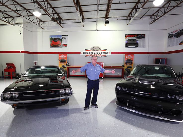 Dream Giveaway Garage in 2020 Dream giveaway