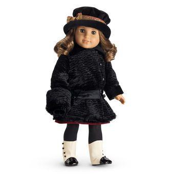 Rebecca's Winter Coat - American Girl Wiki - Wikia