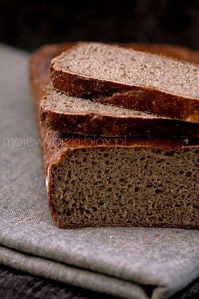 Serwis KreatorZdrowia.com Przepis na 100% chleb żytni