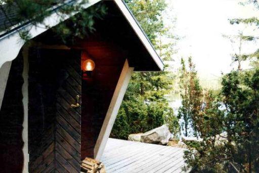 Glaskogens campingstuga - prachtig natuurgebied met kano verkennen vanuit campinghutje