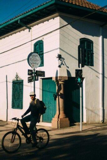 Casa del Pilar de Esquina en Rancagua, Libertador General Bernardo O'Higgins