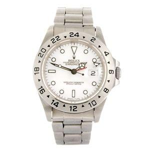 ROLEX - a gentleman's Explorer II bracelet watch. Estimate GBP: £2,000 - £2,500