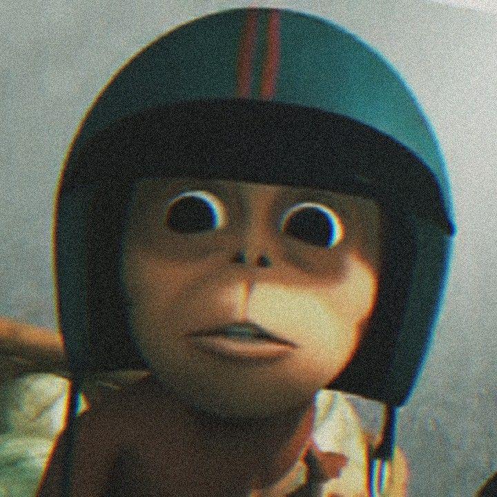 Monyet Upin Ipin Di 2021 Gambar Profil Kartun Gambar Profil Lucu Ilustrasi Karakter