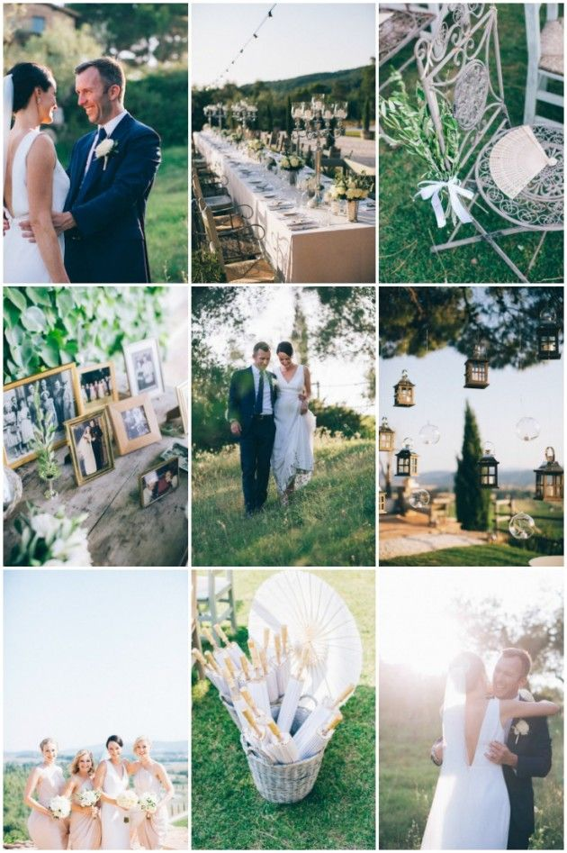 Fun Relaxed and Elegant Destination Wedding in