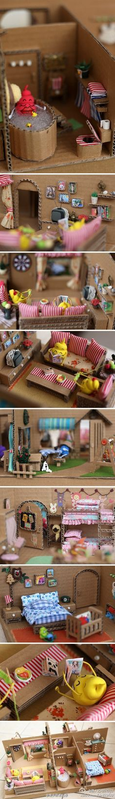 Little dream house.