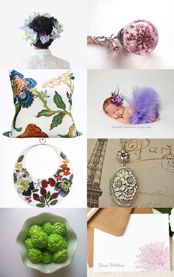 Flowers are beautiful  by Lastenia Solis on Etsy--Pinned with TreasuryPin.com