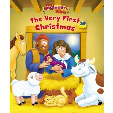 Teach your kids about the very first Christmas this year!
