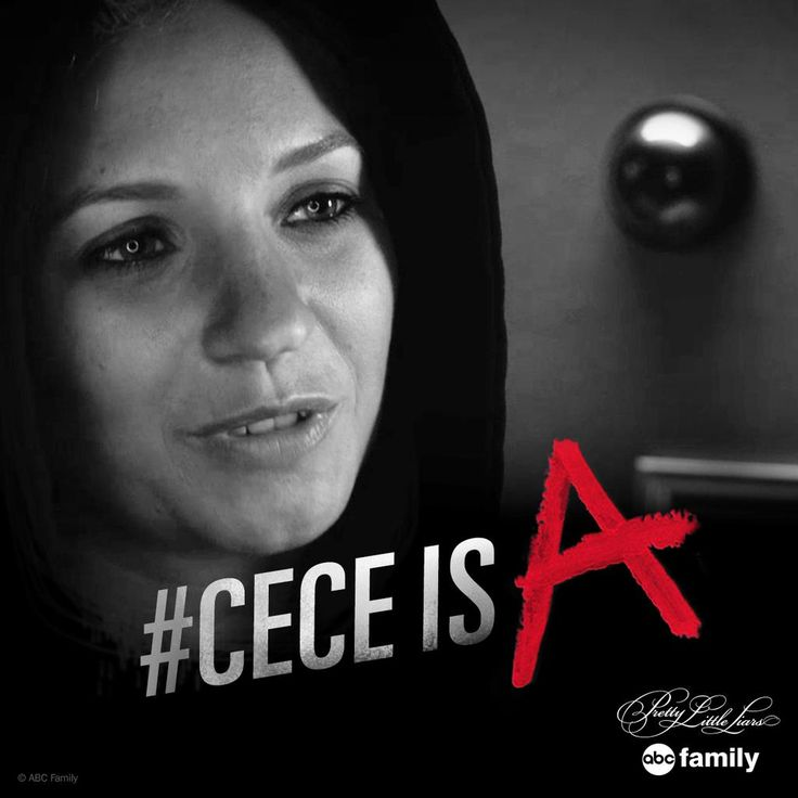 "S6 Ep10 ""Game Over, Charles"" - #CeCeisA! #PLL #FAcetoFAce"