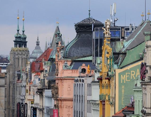 Prague, city of my dreams