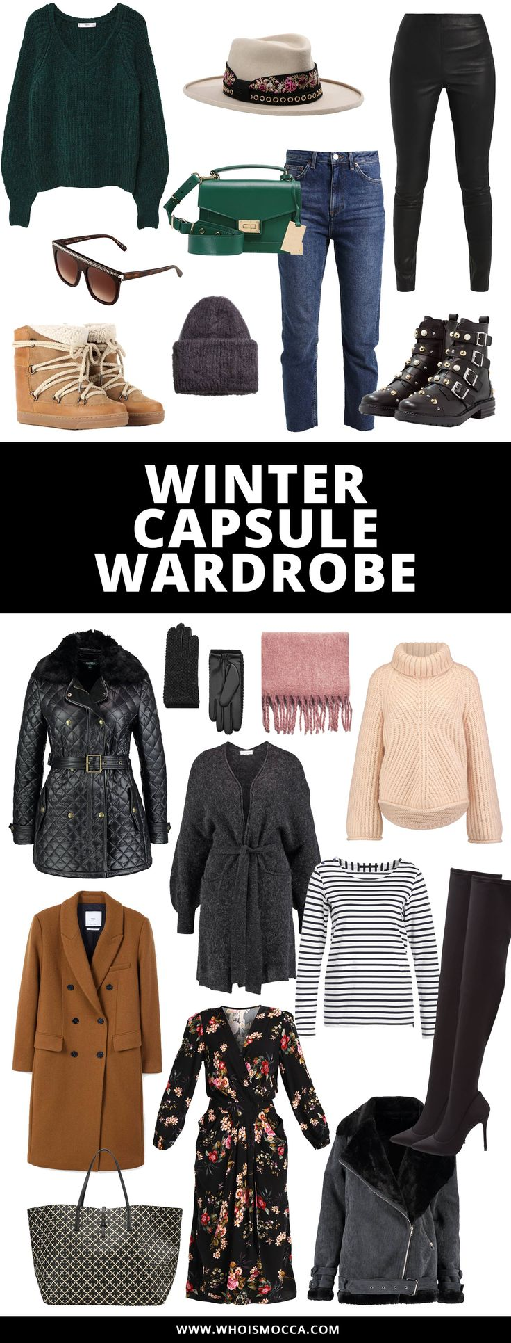 Winter Capsule Wardrobe, Winter Outfit Ideen, Winter Must haves, Fashion Blog, Modeblog, Style Blog, www.whoismocca.com
