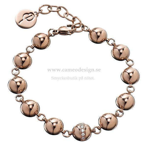 Armbandet Lina i rosé från EDBLAD, 399 kr.