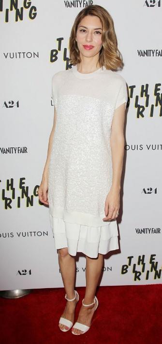 Emma Watson y Sofia Coppola en el estreno de The Bling Ring en Nueva York
