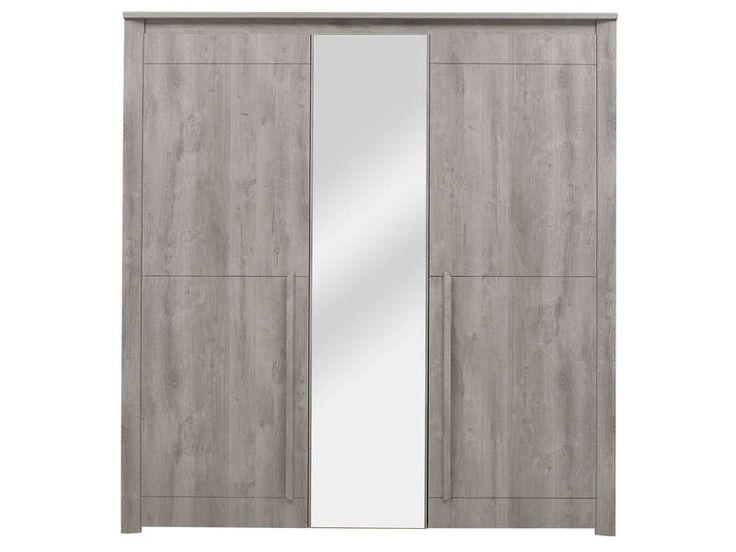 17 meilleures id es propos de armoire 3 portes sur pinterest porte armoire armoire de. Black Bedroom Furniture Sets. Home Design Ideas