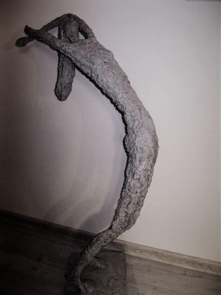Socha - cement
