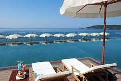 The Queen of Montenegro Hotel - Swimming pool