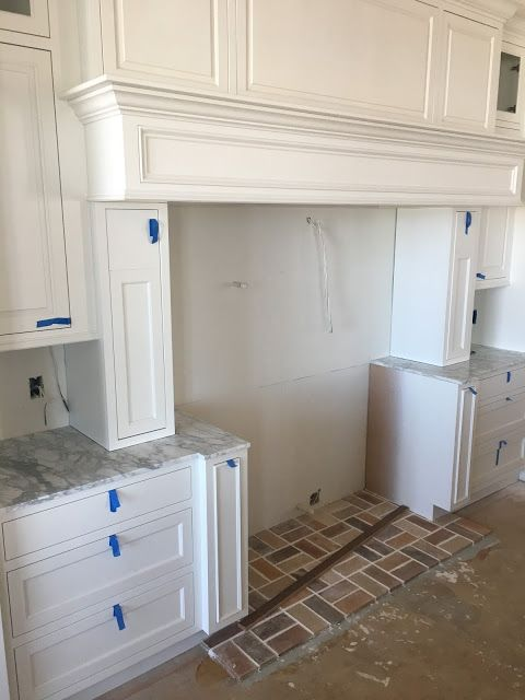 Peonies and Orange Blossoms: Building a House - September Updates