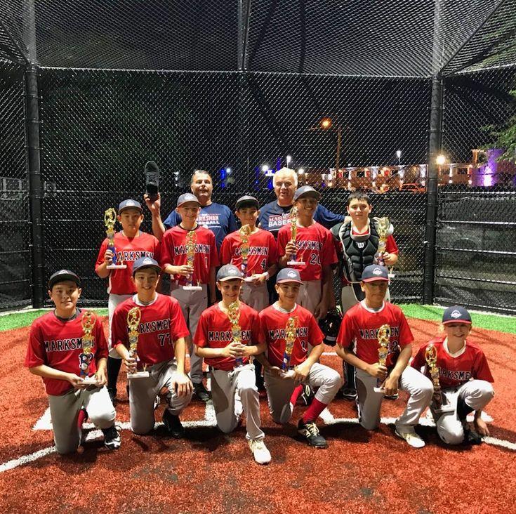 Congratulations To The 2019 Hot Stove Summer League Champions 12u Union Dac Marksman In 2020 Youth Sports Baseball League League