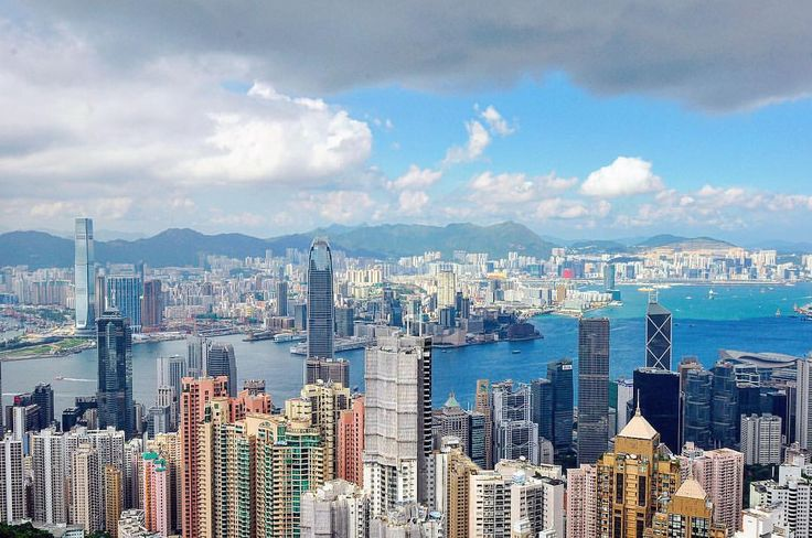 TIM FRANKLIN PHOTOGRAPHY — Loving Hong Kong's skyline! Paradise in the...