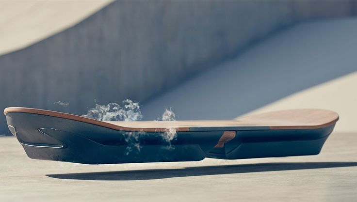 LEXUS teases its own tangible hoverboard prototype 'slide'