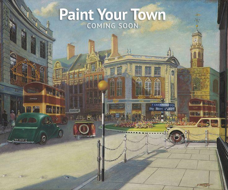 Paint Your Town...warrington