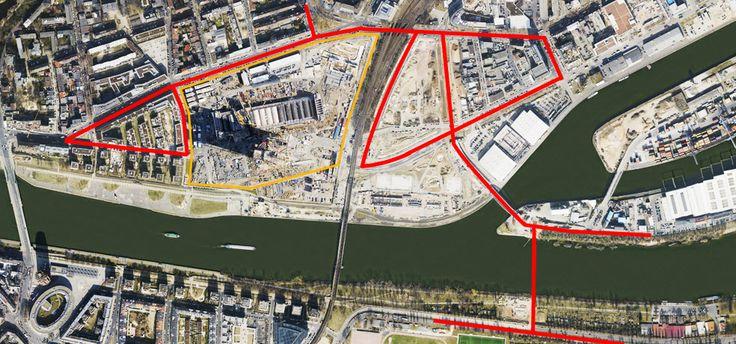 Erschließung Ostend - Frankfurt a.M.