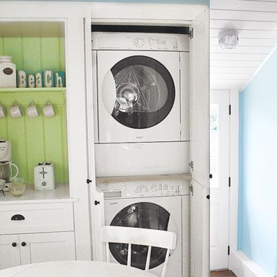 1000 Images About Hidden Washer And Dryer On Pinterest