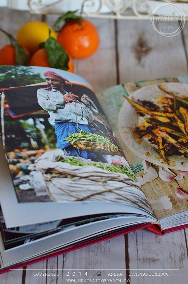"Libraria Culinara: Rick Stein's ""India"" - Menta & Rozmarin"