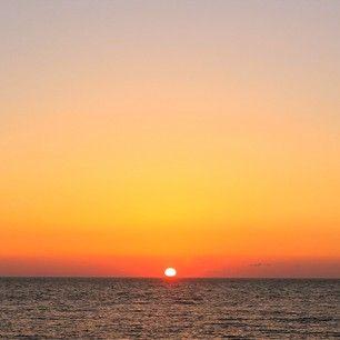 Il tramonto perfetto. #WowEffect #nofilter #Sicily