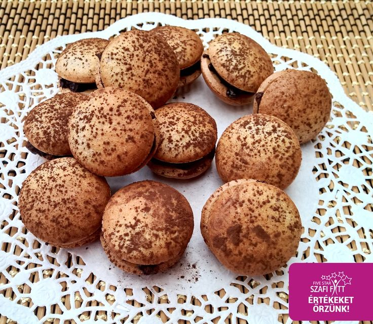 Paleo macaron készítése (gluténmentes, cukormentes recept) ~ Éhezésmentes Karcsúság Szafival
