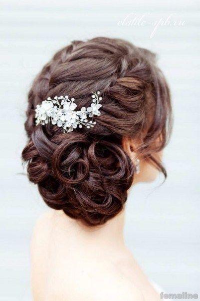 221 wedding hairstyle for medium hair (137)