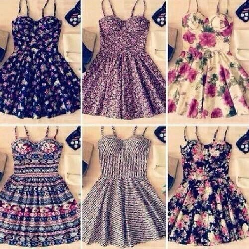 Great dresses for summer