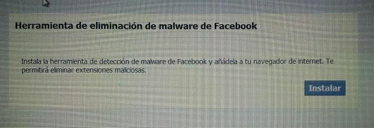 mono androide : FRAUDE! Facebook te obliga a instalar sus extensio...