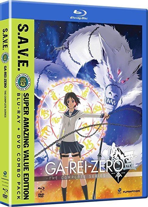 Greg Ayres & Cherami Leigh & Zach Bolton-Garei Zero: The Complete Series S.A.V.E.