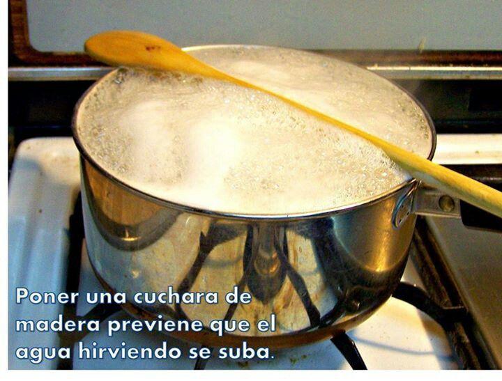 Truco de cocina